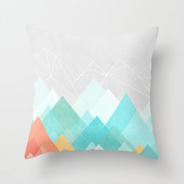 Graphic 120 Throw Pillow