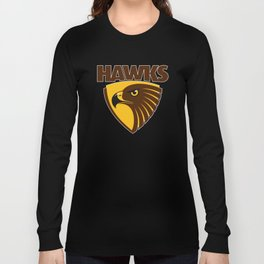 HAWKS AFL Long Sleeve T-shirt