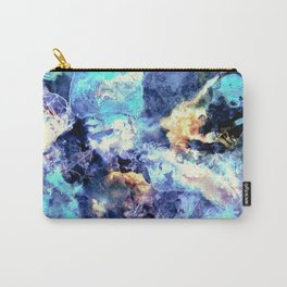 Lilac Antartica Carry-All Pouch