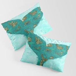 A Mermaid Tail I Pillow Sham