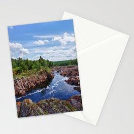 Exploits River Stationery Cards
