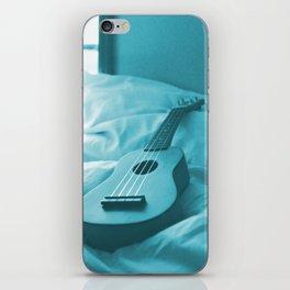 Uke Blue iPhone Skin