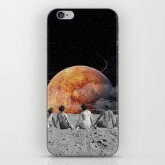 Venus Beach iPhone & iPod Skin