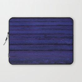 Indigo Wood Laptop Sleeve