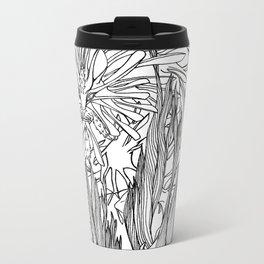 Ocean lion Metal Travel Mug
