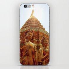 Blessed Buddha iPhone Skin
