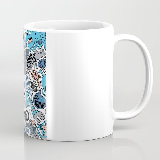Gross Pattern Mug