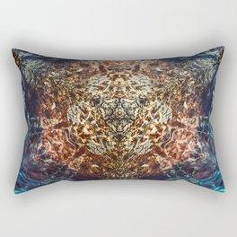 A Point For Reflection No 1 Rectangular Pillow