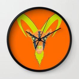 F*cking Rebels series: Ibex Wall Clock
