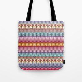 knitting pattern Tote Bag