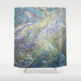 Flow One Shower Curtain