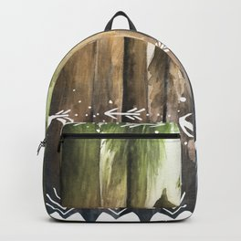Ombre Forest Backpack