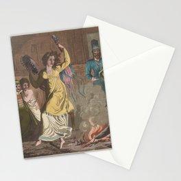 Biasioli Angelo  Peasant dance Stationery Cards