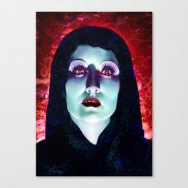 Countess Dracula Canvas Print