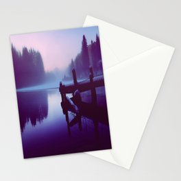 Reflections Of Winter Stationery Cards