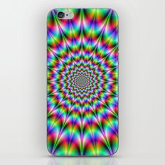 Psychedelic Explosion iPhone & iPod Skin