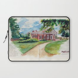 TJ's Monticello Laptop Sleeve