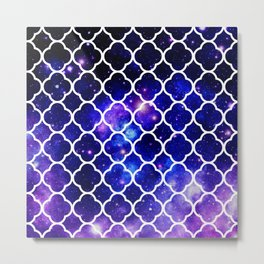 Infinite Choices Exist Beyond the Pattern Metal Print