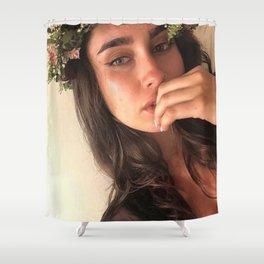 Lauren Jauregui 4 Shower Curtain