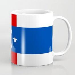 Dutch Caribbean Flag Coffee Mug
