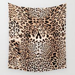 Wild Leopard Wall Tapestry