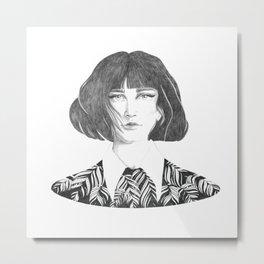 Elisabeth Metal Print