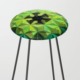 Forest Hues Counter Stool