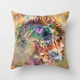 Boundless Throw Pillow