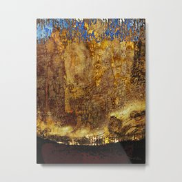The Gold suite #3 Metal Print
