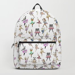 Animal Ballet Hipsters LV Backpack