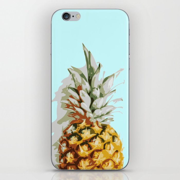 Summer Pineapple iPhone Skin