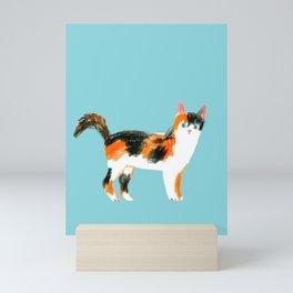 Calico Mini Art Print