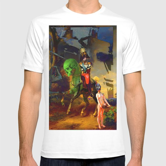 Alexander and Diogenes T-shirt