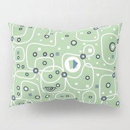 Seguridad [Mint] Pillow Sham