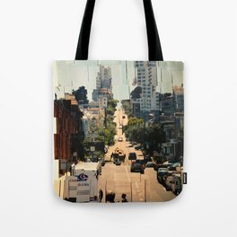 It's a Cubist's World Tote Bag