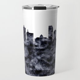 Atlantic City Skyline Travel Mug