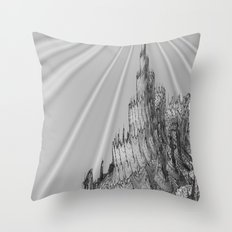 The Third Tower Throw Pillow