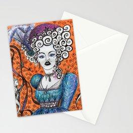 Countess Crabapple by Nefertara Stationery Cards