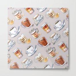 A Cup of Joe Coffee Print No. 1 Metal Print