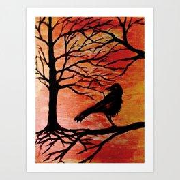 Intermingled Art Print