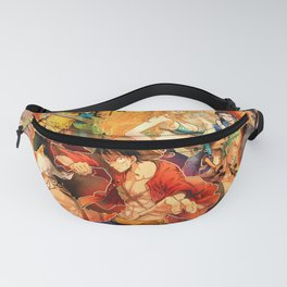 OnePiece Heroes Fanny Pack