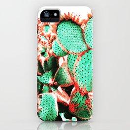 Cactus - watetcolor II iPhone Case