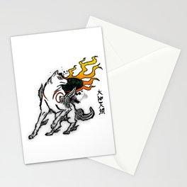 Amaterasu Ink Stationery Cards