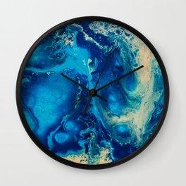 Juxtaposition Wall Clock