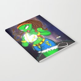 Space Baller Notebook