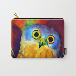 Barking Owl Carry-All Pouch
