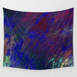 Crying Rain Wall Tapestry