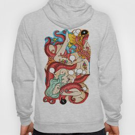 Dream of the fisherman's wife Hoody