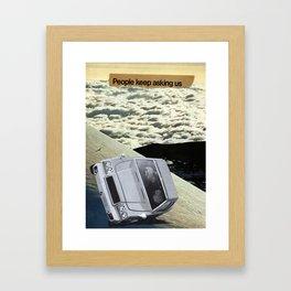 Example Framed Art Print