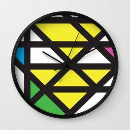 Geometric Calendar - Day 29 Wall Clock